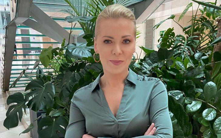 Meet the TV presenter, Joanna Krynska; Learn Her Bio-Wiki, Husband, Net Worth & Salary