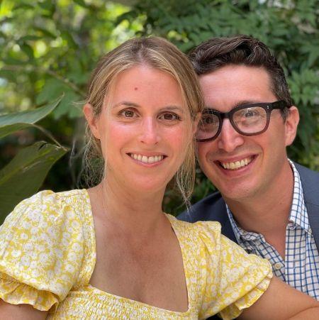 Buzzy Cohen wife