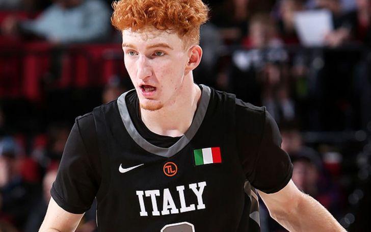 Italian Basketball Player Nico Mannion Weight Loss!!!