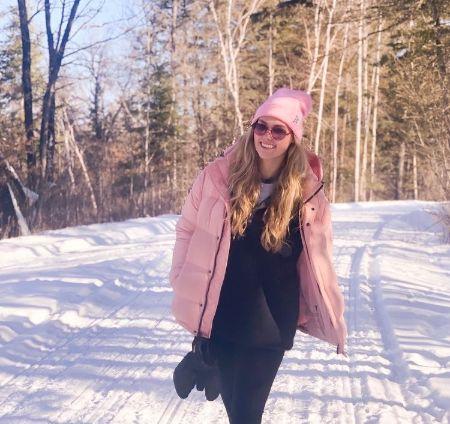 The Snippet of the Canadian actress, Karis Cameron