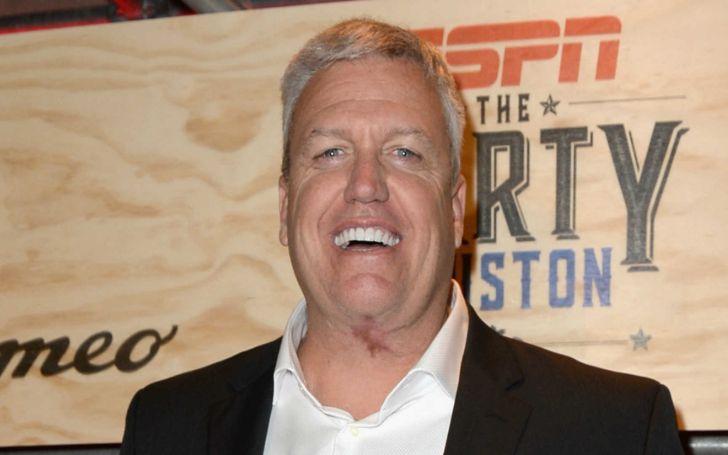 American Football Former Coach Rex Ryan Teeth Details!!!