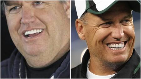 Rex Ryan weight loss and teeth fix