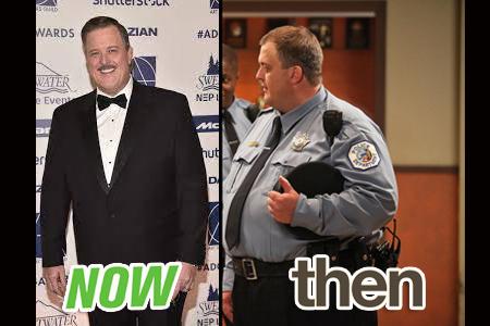 Billy Gardell Weight Loss