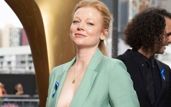 Secret diet of Sarah Snook, the weight transformation is unreal.