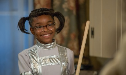 Marsai Martin Shares Why Her New American Girl Movie is So Important for Today's Society