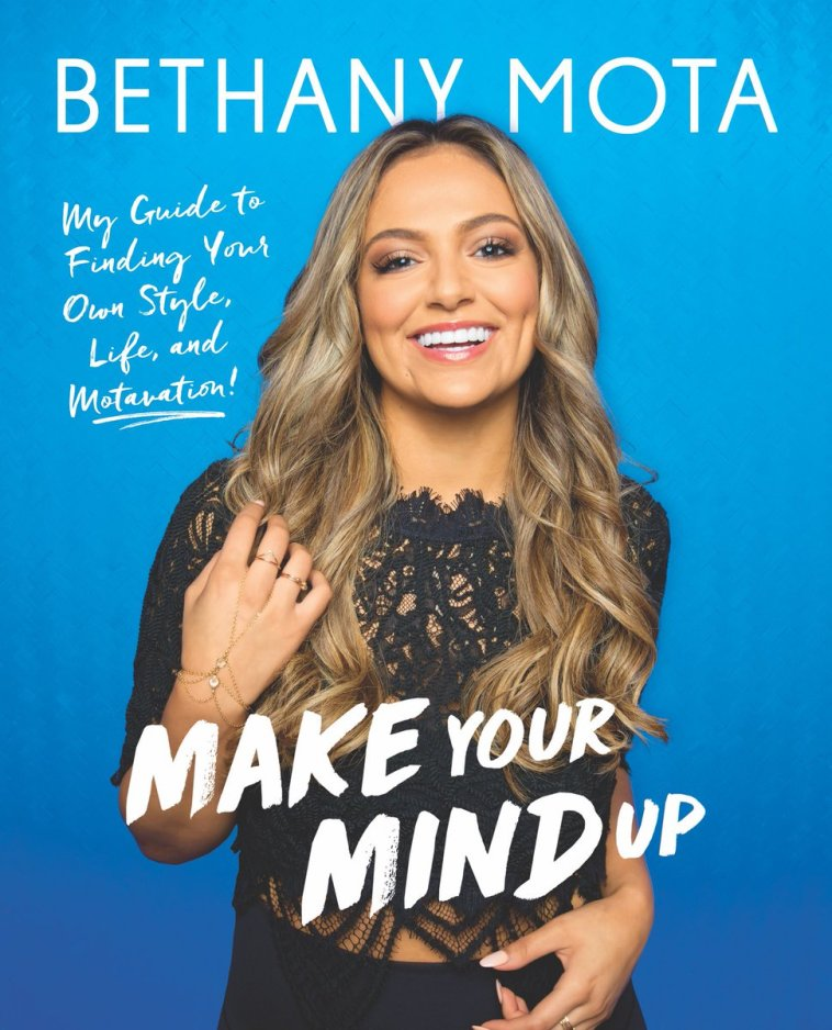 Heres where you can meet bethany mota for her make your mind up share m4hsunfo