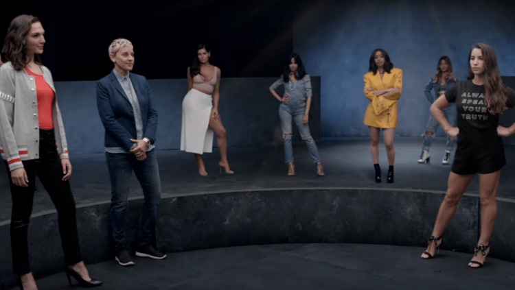 Maroon 5 and cardi bs girls like you music video is a star maroon 5 girls m4hsunfo