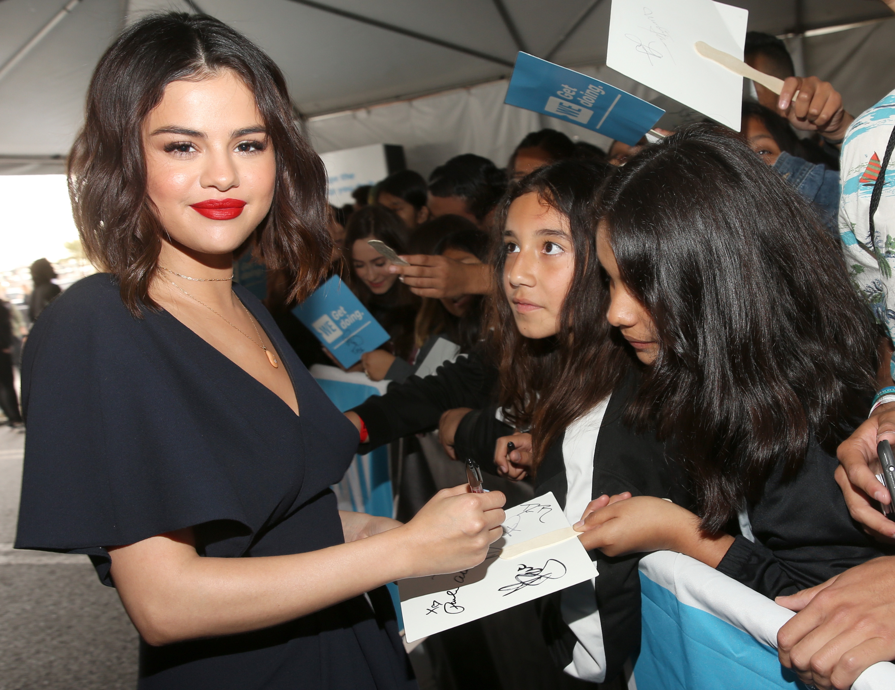 Selena Gomez Reveals Her Top 3 Favorite Things About We Day Watch