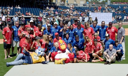 Celeb Secrets Country Hits the Ball Park for the City of Hope Celebrity Softball Game