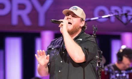 Luke Combs Makes Grand Ole Opry Debut