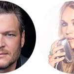Blake Shelton & Carrie Underwood Receive Top Honors in Rare Country Awards
