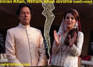 imran,reham divorced