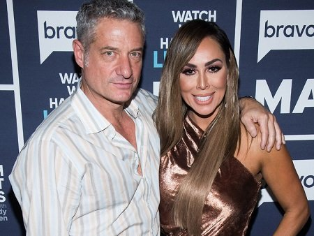 Kelly Dodd is engaged to fiance Rick Leventhal.