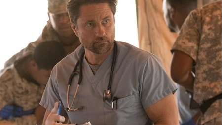 Martin Henderson as Dr. Nathan Riggs in 'Grey's Anatomy'.