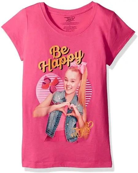 JoJo Siwa T-shirt Merch.