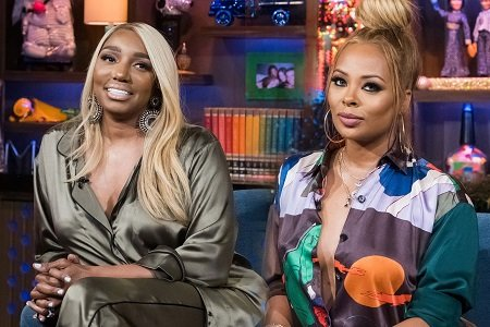 NeNe Leakes and Eva Marcille