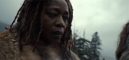 Alfre Woodard plays the character of 'Paris' in the upcoming series 'SEE.'