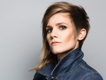 Cameron Esposito is an is an American comedian, actor, and podcaster.