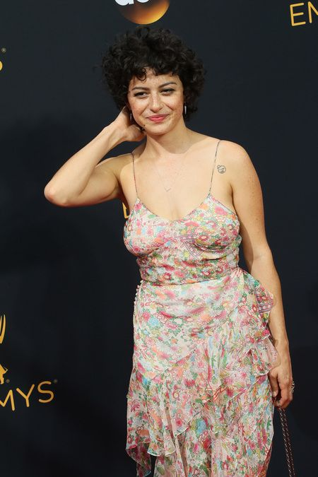 Bisexual Alia Shawkat is an American actress and artist.