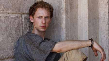 Robert Emms played the role of Pythagoras in Atlantis.