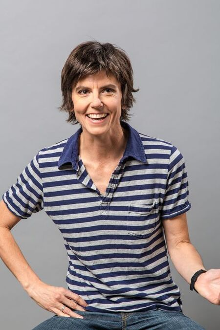 Tig Notaro is an American stand-up comedian, talk show host, writer, and radio contributor.