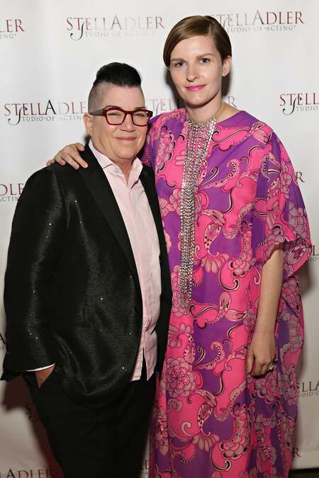 Lea DeLaria and Chelsea Fairless were in a relationship for over four years.
