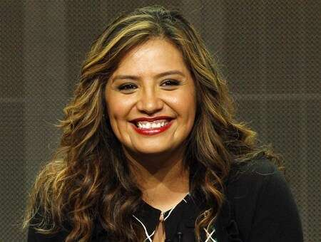 Hester star Cristela Alonzo gained stardom through her own sitcom 'Cristela'.