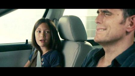 Isa Briones played the daughter of Matt Dillon in Takers.