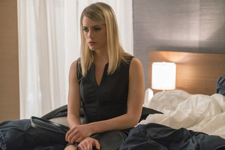Theodora Miranne played Kat Carlson in The Blacklist spinoff and the main show.