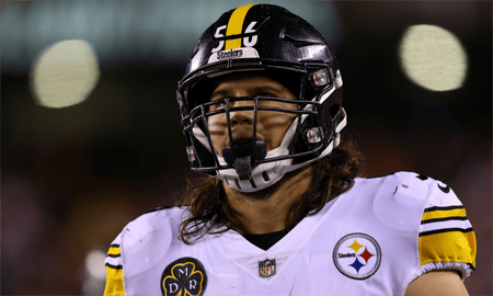 Anthony Chickillo was asked not to report to Steelers practice after his arrest.