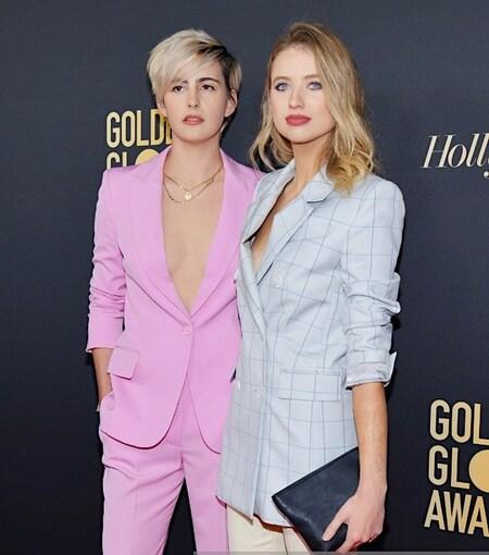 Jacqueline Toboni is in a relationship with her partner Kassandra Clementi.