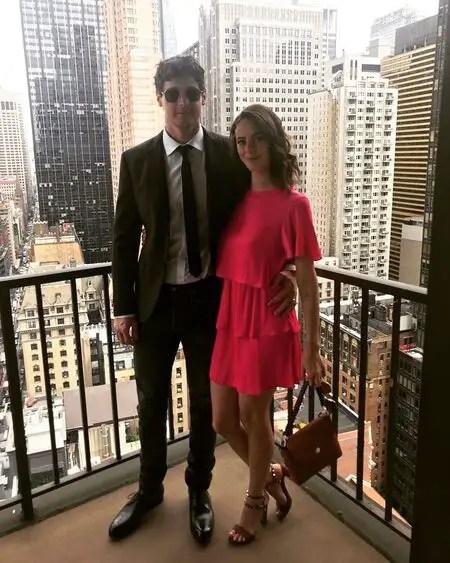 Kaya Scodelario is married to her husband Benjamin Walker since 2015.