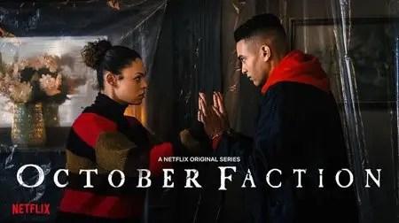 Viv and Geoff Allen's development will be shown in October Faction season 2.