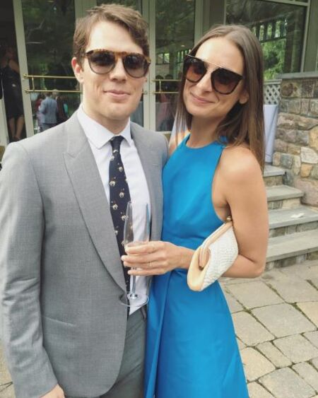 Jake Lacy and Lauren Deleo are married since 2015.