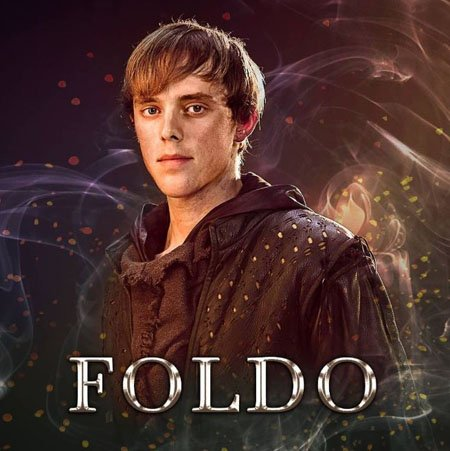 Jack Barton plays Foldo in the Netflix series The Letter for the King.