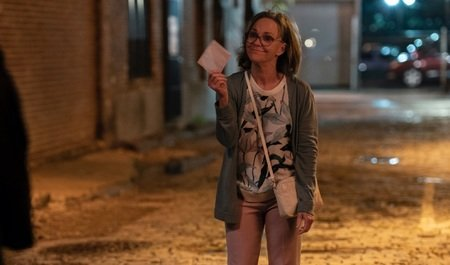 Sally Field as Janice in the AMC drama 'Dispatches from Elsewhere.'