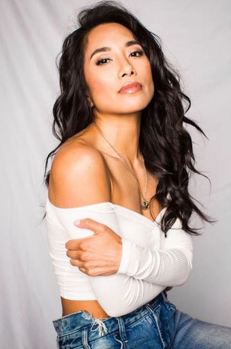Donna Bendicto is an actress from Vancouver who started as a model and a singer.