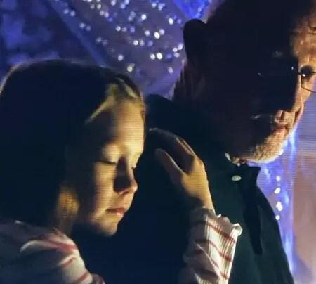 Juliet Donenfeld plays Mike's grandaughter Kaylee on Better Call Saul.