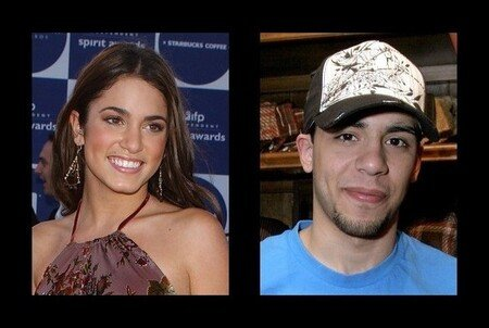 Victor Rasuk was in a dating relationship with former girlfriend Nikki Reed.
