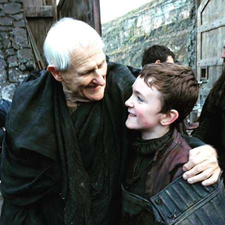 Brenock O'Connor is famous for playing Olly in the HBO series Game of Thrones.