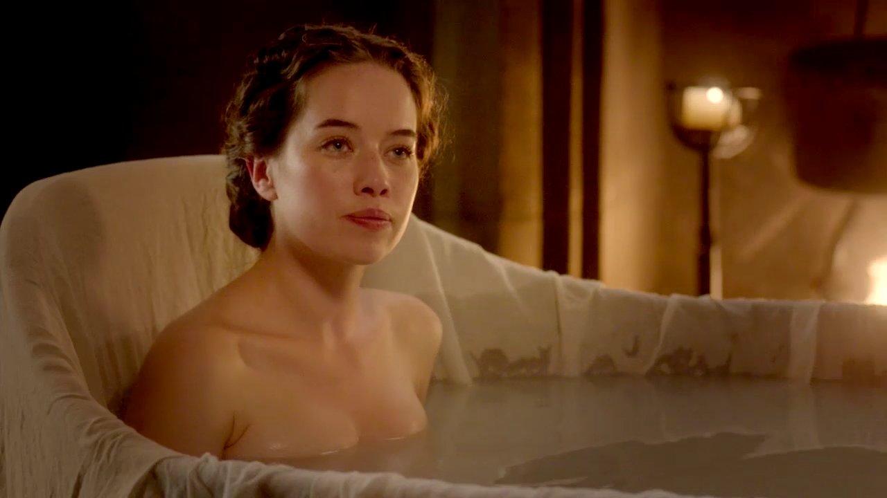Naked anna popplewell Anna Popplewell