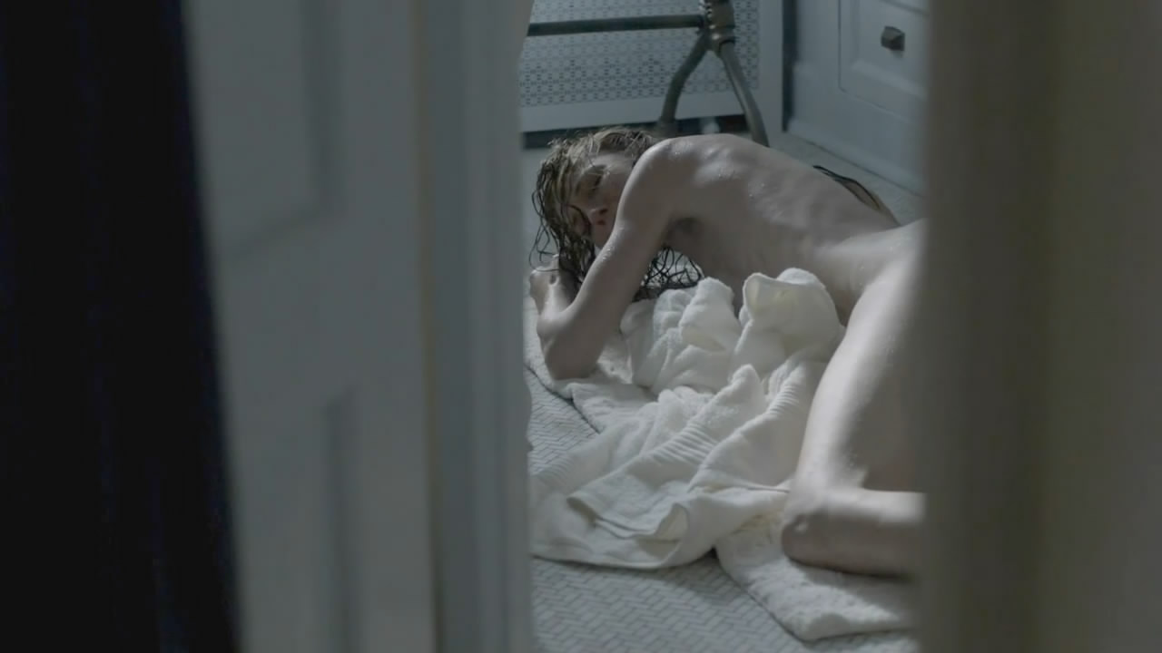 Connie Nielsen nude music