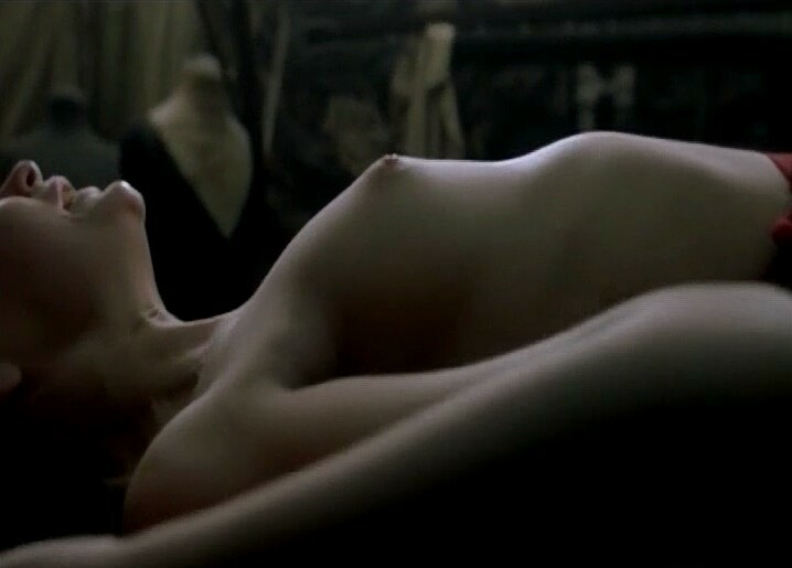 georgina cates naked