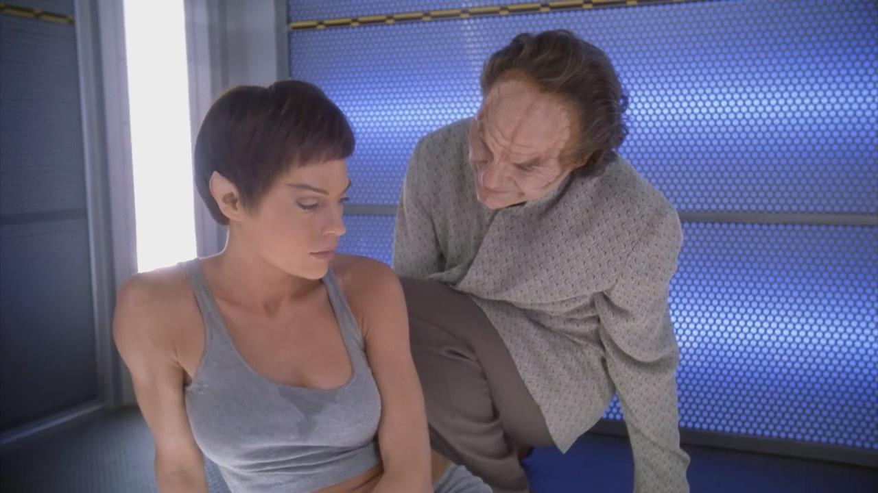 Star trek enterprise jolene blalock nude