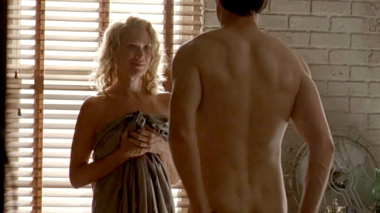 Laurie Holden Nude