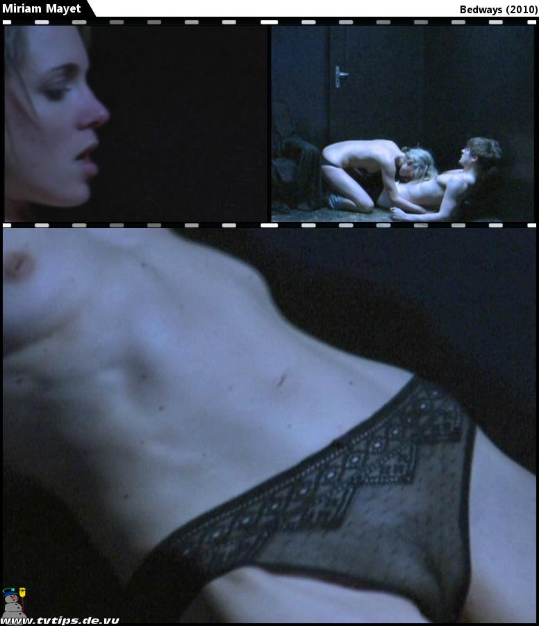 Mayet  nackt Miriam Miriam Mayet