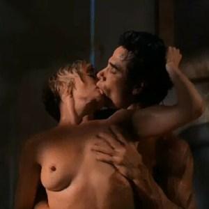 Schae Harrison  nackt