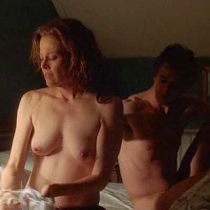 Naked sigourney weaver Sigourney Weaver