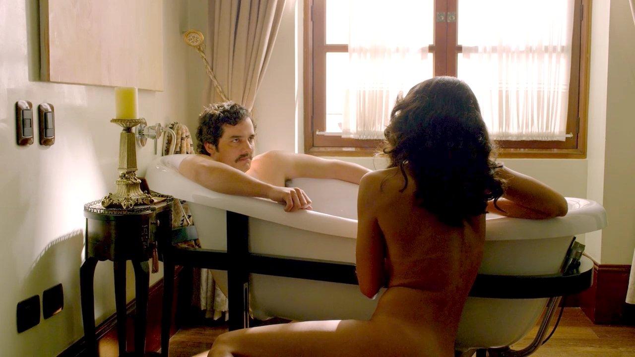 image Paulina gaitan nude in eddie reynolds y los angeles de acero