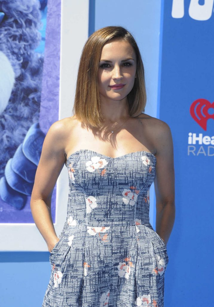Rachael Leigh Cook At Smallfoot Premiere In La 09 22 2018